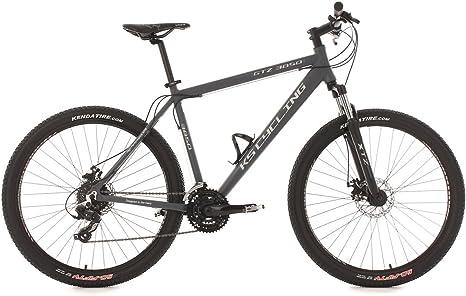 KS Cycling MTB Hardtail GTZ 3850 - Bicicleta de montaña, color ...