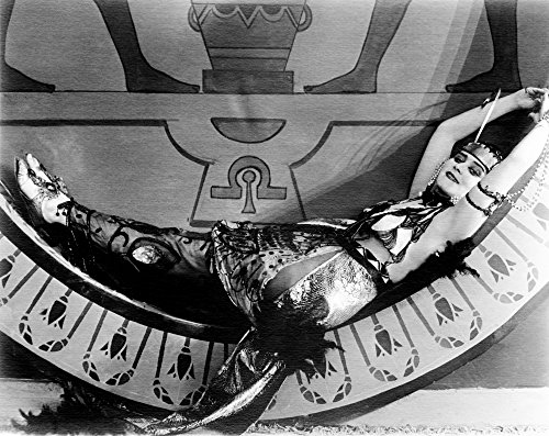 Theda Bara Costumes - Cleopatra Theda Bara Costume And Set