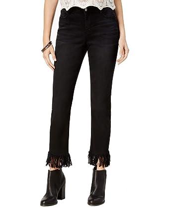 b776c06af98dc Black Daisy Women s Kate Straight Leg Jean at Amazon Women s Jeans store