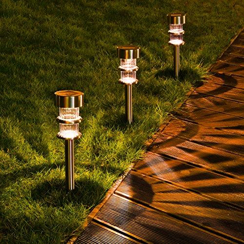 Lighting Outdoor Pathways - 8