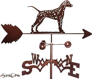 SWEN Products Spitz Samoyed//American Eskimo Dog Dog Weathervane