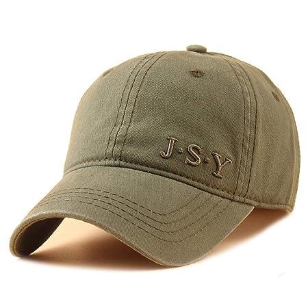 sdssup Sombrero Gorra de béisbol de Moda Cap Suave Superior ...