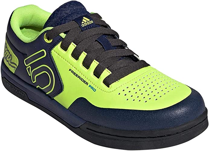 Hacia abajo Familiarizarse tema  adidas Five Ten Freerider Pro TLD Low-Cut Shoes Men Solar Yellow/Solar  Yellow/Carbon Shoe Size UK: Amazon.co.uk: Sports & Outdoors