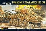 Bolt Action - Puma, Sd.kfz 234/2 Armoured Car - Wgb.wm.506 - Warlord Games
