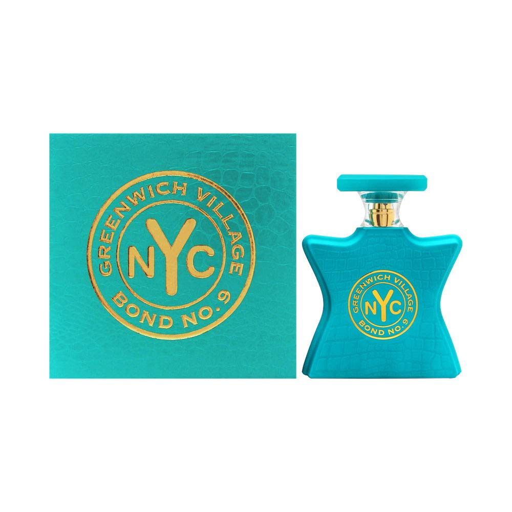 Bond No 9 Greenwich Village For Women Eau De Parfum Spray 3.4 Ounce by Bond No. 9