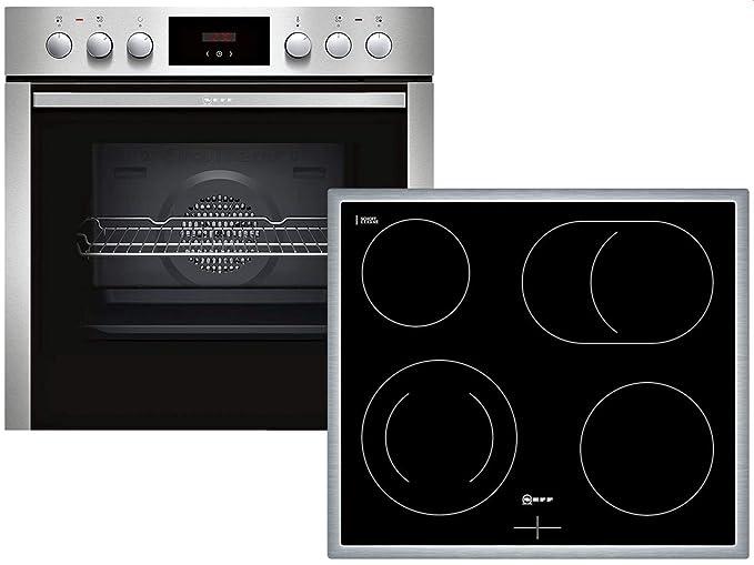 Neff XE3 Set de cocina empotrable ECB1602 + placa ...