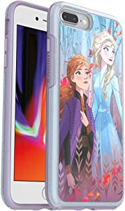 OtterBox Symmetry Clear Series Case for iPhone 8 Plus & iPhone 7 Plus (ONLY) - Frozen 2