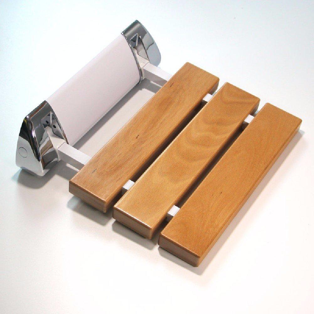 WAWZJ Handrail Bench / Wall Chair / Wall Stool Folding Chair,D