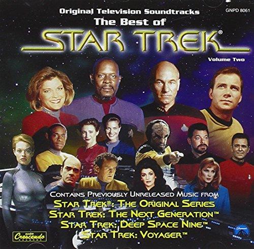 Best of Star Trek Soundtrack 2 (Best Star Trek Soundtrack)