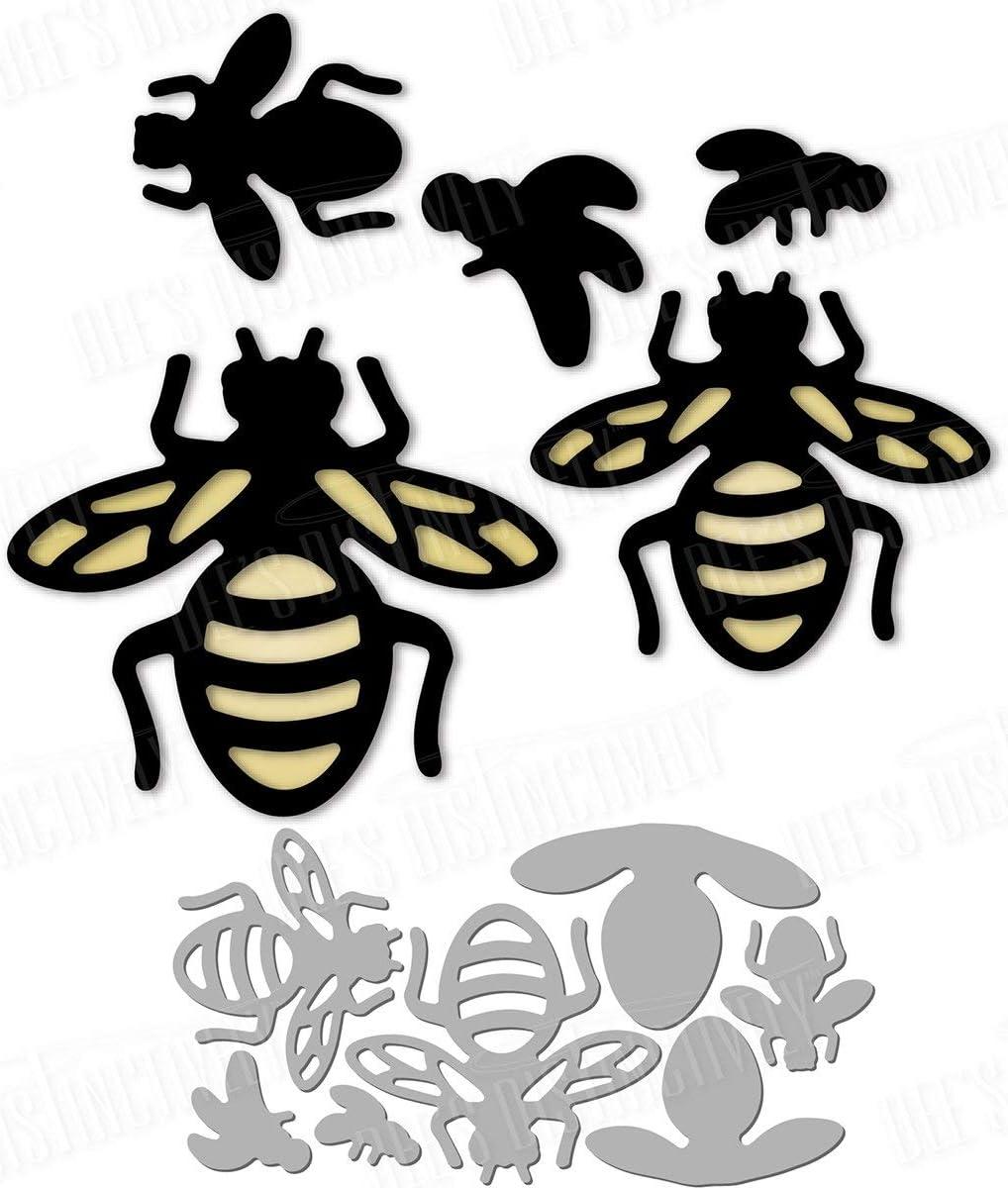 Ecstasy Crafts Dees Distinctively Dies-Bee Set