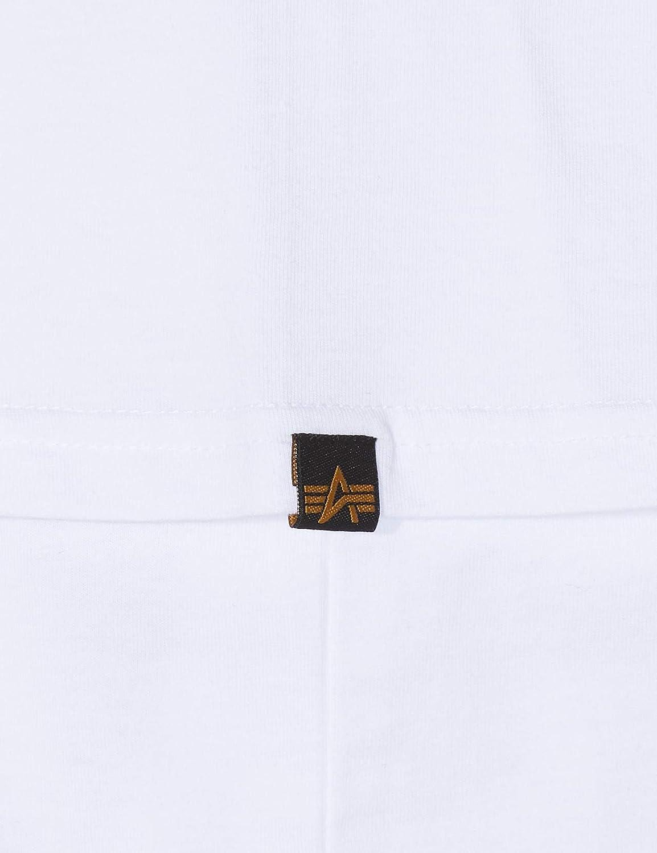 ALPHA INDUSTRIES T-Shirt Uomo