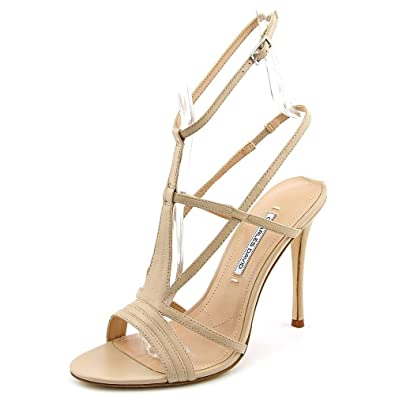 Charles by Charles David Women's Onia Nude Leather Platform ...