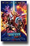Amazon Price History for:Guardians Of The Galaxy Vol 2 Poster - 2017 Movie Volume Chris Pratt Main