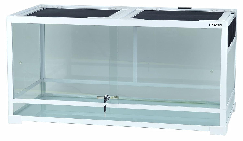SANKO パンテオン ホワイト WH9045 幅90.5cm×奥行45.5cm×高さ45cm