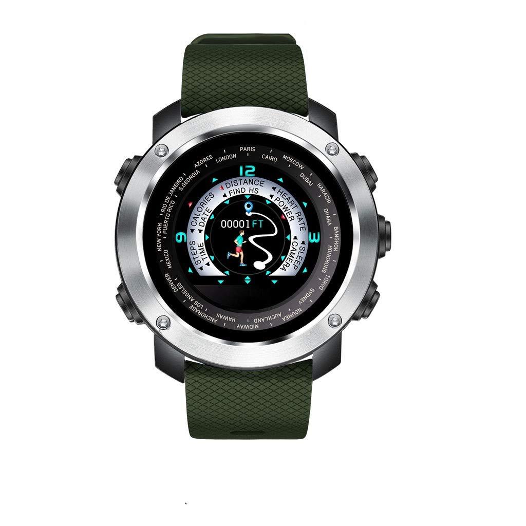 SMCZH Reloj inteligente - Pulsera inteligente Bluetooth ...