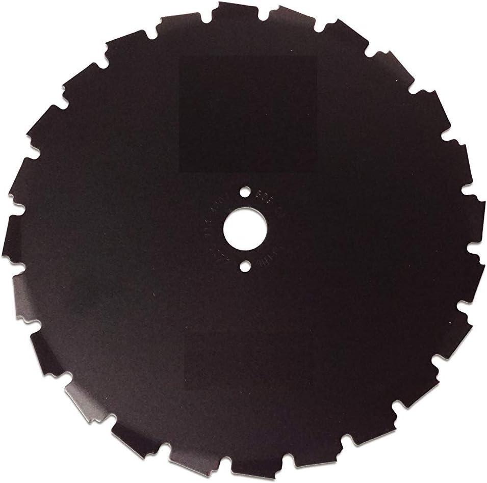 Makita B-14118 4-Rasentrimmer Zubehör Zahn-Schlagmesser 230x25,4mm