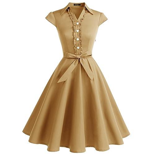 Vintage 40 S Style Wedding Dresses: 40s Dresses: Amazon.com