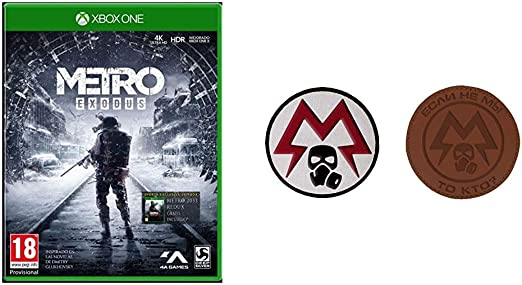 Metro Exodus Day One Edition for Xbox One + Metro Exodus Patch ...