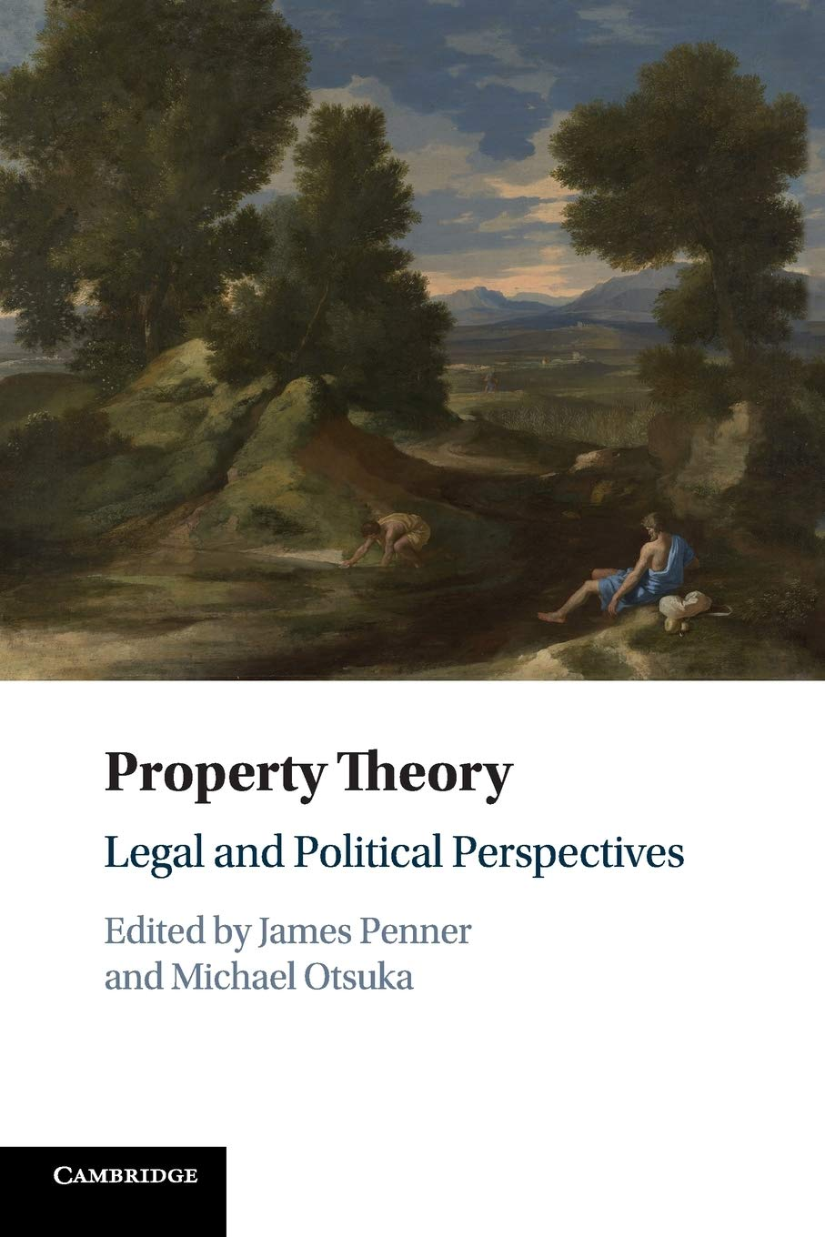Property Theory  Legal And Political Perspectives