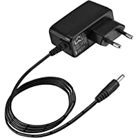 Dericam 5V 2A DC Power Supply Adapter for IP/CCTV security camera, 5ft/1.5 meter AC to DC power cord, Wall Charger…