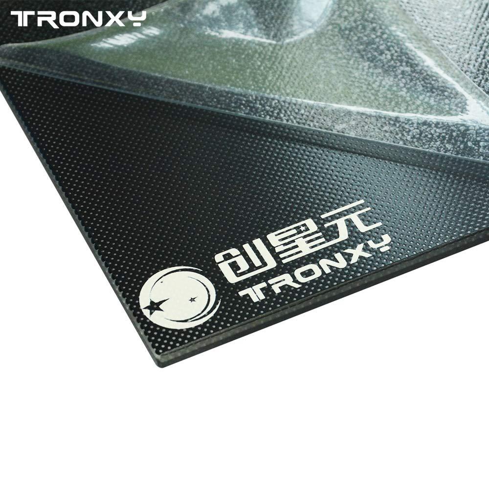 Amazon.com: Tronxy - Plato de cristal 3D para cama con calor ...