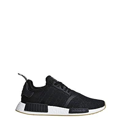 purchase cheap online for sale no sale tax adidas Originals Men's NMD_R1 Black/Black/Gum 3 5.5 D US
