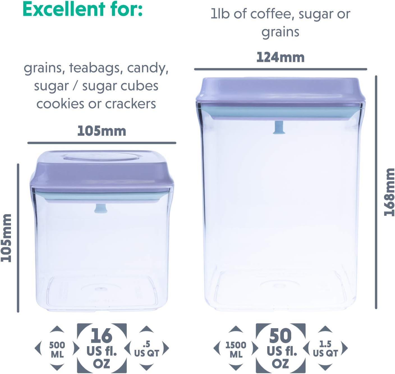 iChewie「密閉式食品保存容器」