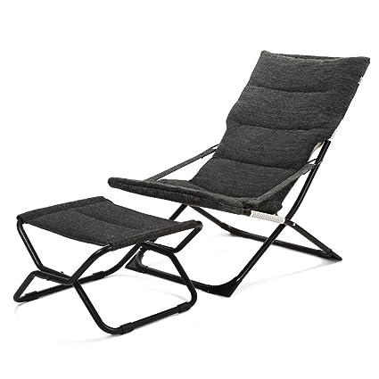 Reclinables Tatami sillón reclinable almuerzo plegable silla ...