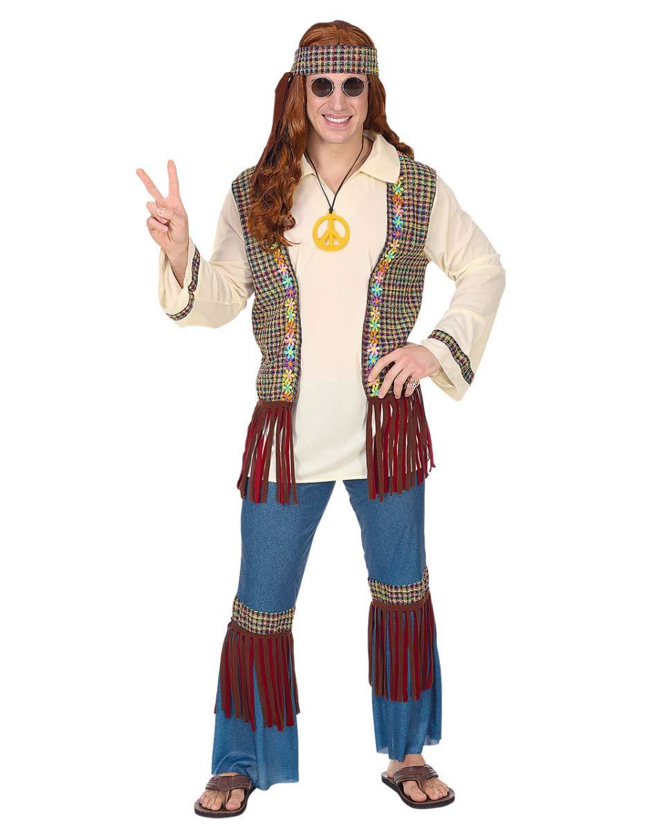 Horror-Shop Traje Hippie De San Francisco S: Amazon.es ...