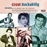 Vol. 6-Great Rockabilly As Good As It Gets by Great Rockabilly As Good As It Gets (2014-08-03)