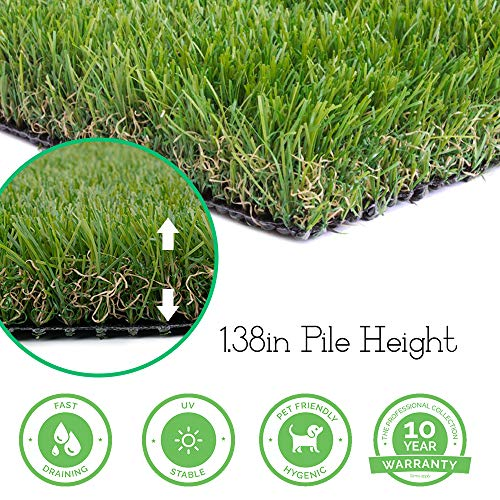 Realistic Thick Artificial Grass