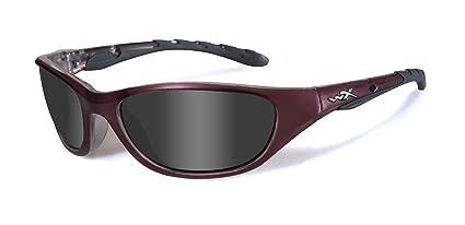 21d9cf938d Amazon.com  Wiley X Airrage Climate Control Sunglasses 691  Sports ...