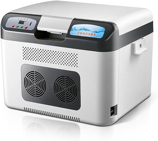 hj congelador Refrigerador del Coche Máquina de calefacción y ...
