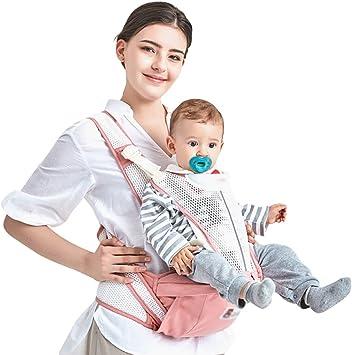 Arnés Para Bebés Tres En Un Banco Lumbar Multiusos Malla De Verano ...