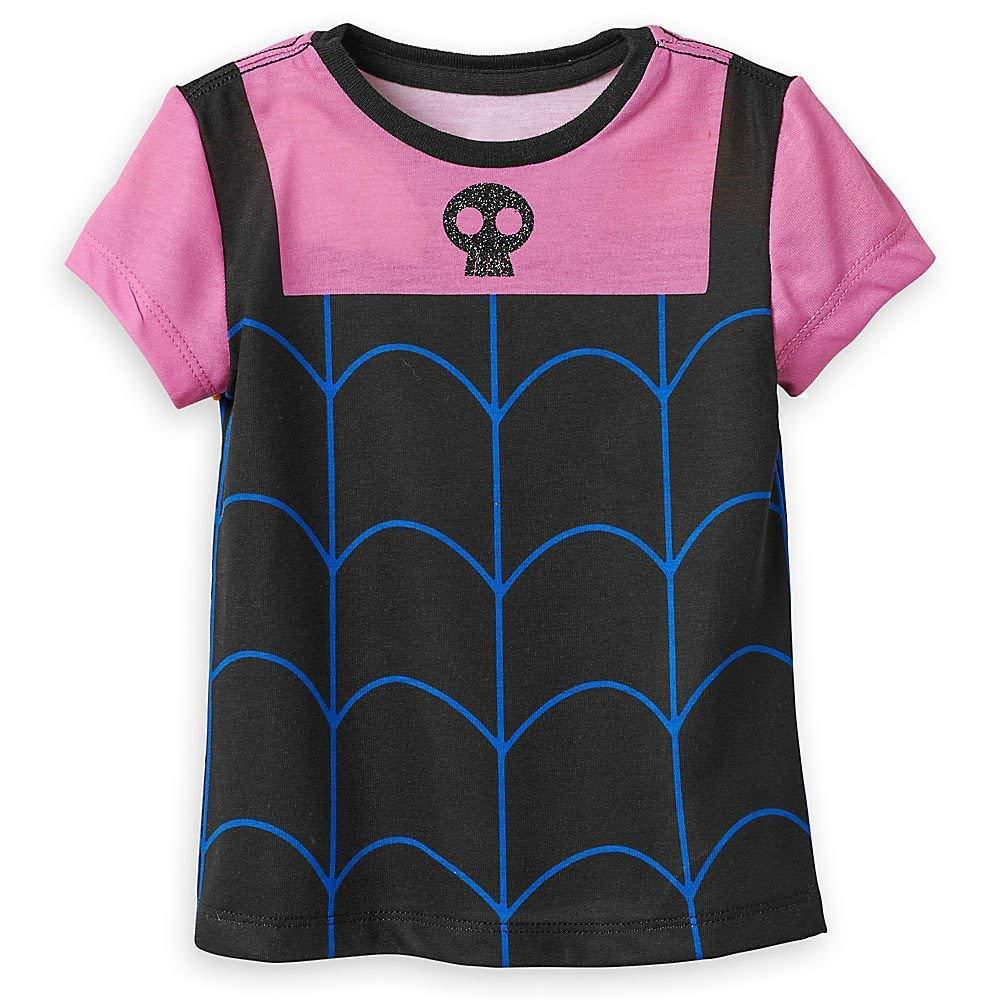 Disney Vampirina Costume T-Shirt for Girls Size XXS 456216129019