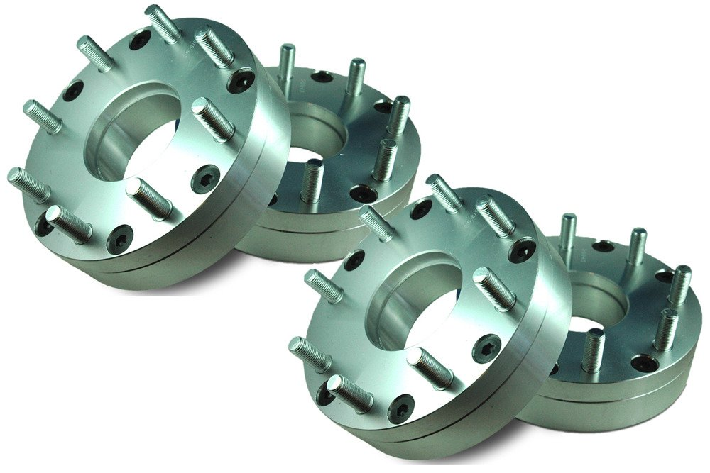 4 Wheel Adapters 5 Lug 127mm to 8 Lug 165.1mm
