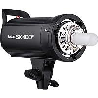 Godox SK400II Profesional Compactos 400Ws Estroboscopio Estroboscópico Incorporado Godox 2.4G Sistema Inalámbrico X GN65…