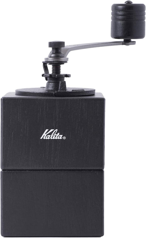 Kalita Japan Kaffee Mühle Hand Schleifen Schwarz KH-10 Holz Mühle #42168