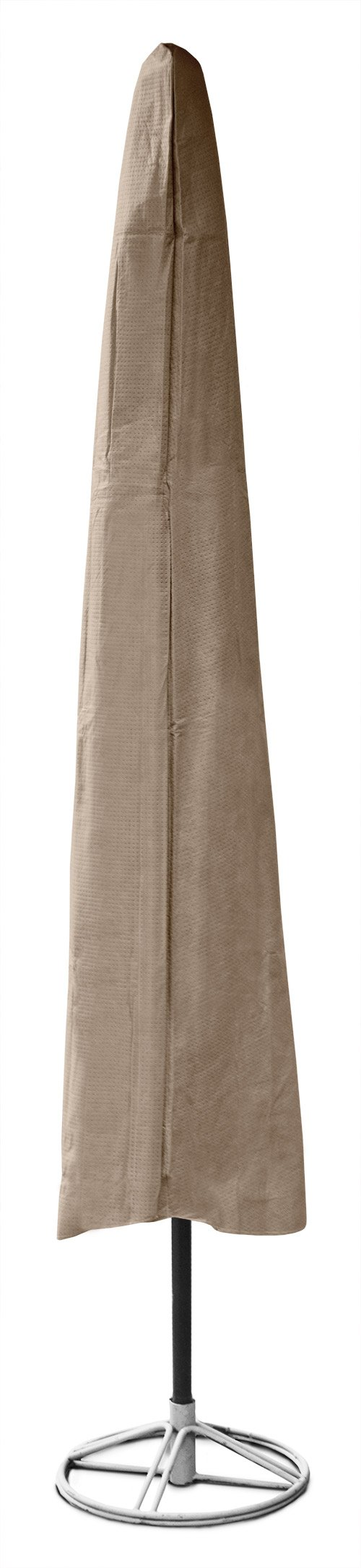 KoverRoos III 34150 7-Feet to 9-Feet Umbrella Cover, 76-Inch Height by 48-Inch Circumference, Taupe by KOVERROOS