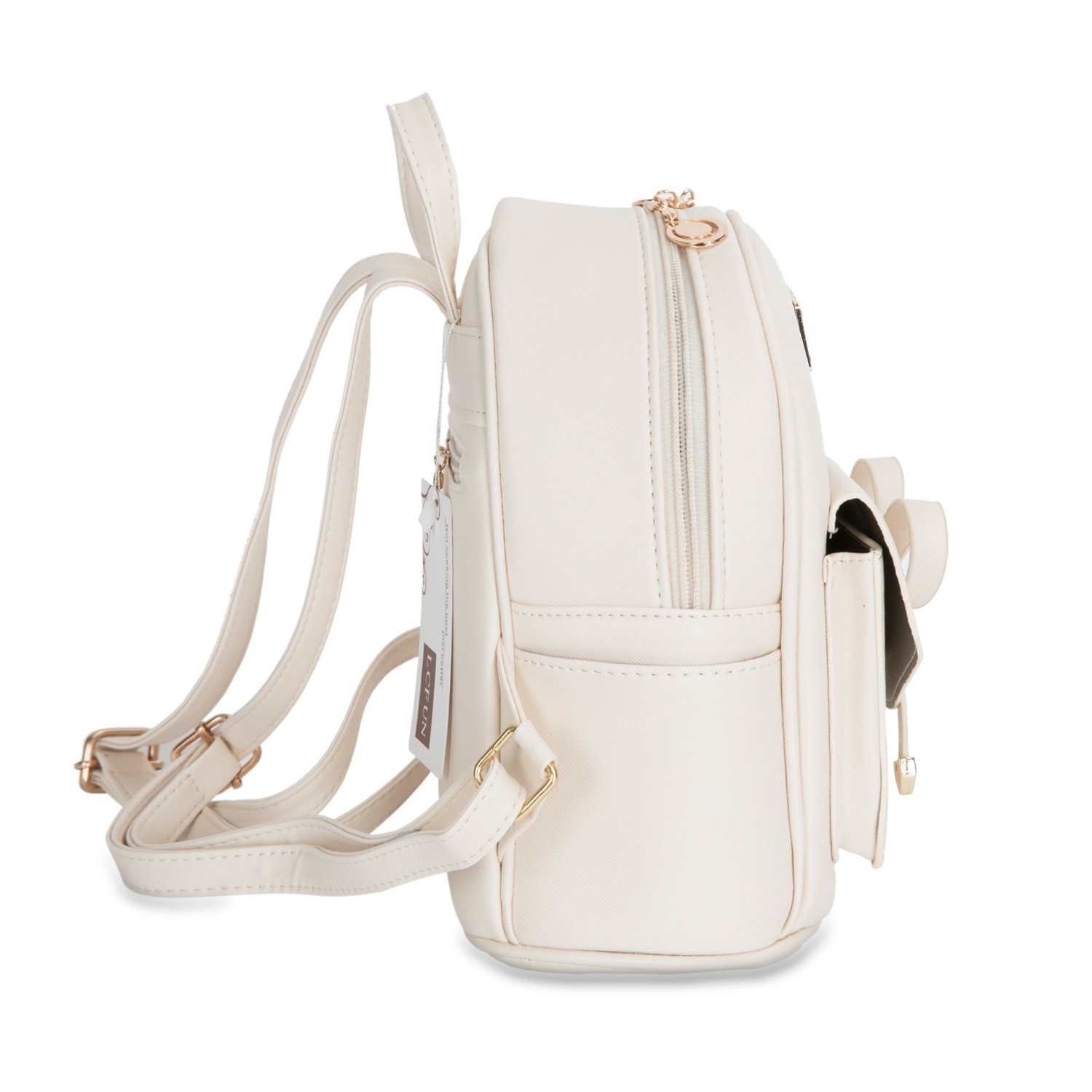 52b707455f Cute Mini Leather Backpack Fashion Small Daypacks Purse for Girls and Women