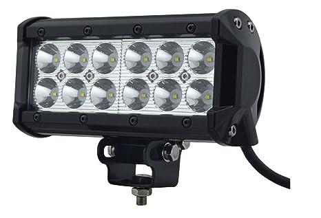 Amzdeal-Proyector LED Cree® 36W 12-Lámpara LED luz Flood Proyector ...