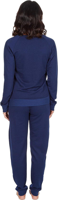 Ladies Jogging Style Pyjamas Set Lounge wear