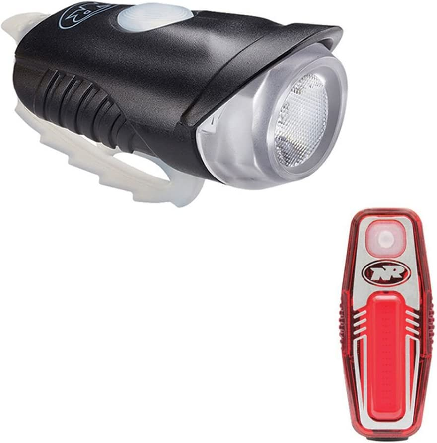 NiteRider Lightning Bug USB 150 Sabre 35 USB Combo Bike Light