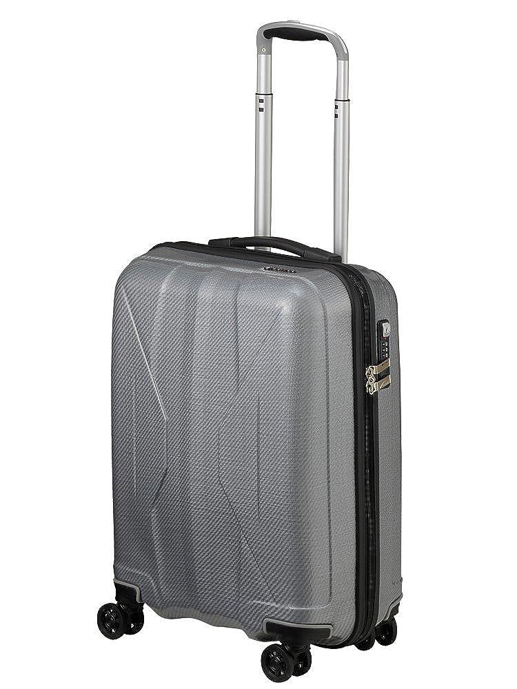 [サンコー] スーツケース 四季颯 日本製 機内持込可 31L 51cm 2.5kg RSK1-51 B01NBEX46P グレー