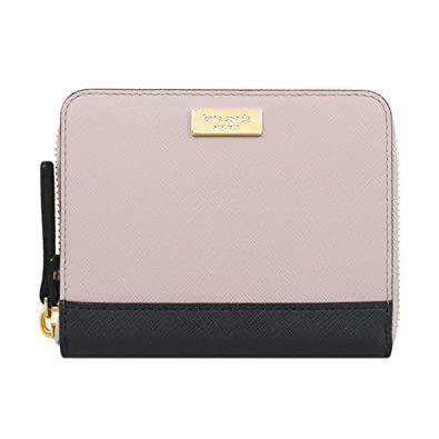 6dc326b89f83 Amazon   [ケイトスペード] kate spade 財布 (二つ折り財布) WLRU2968 ...