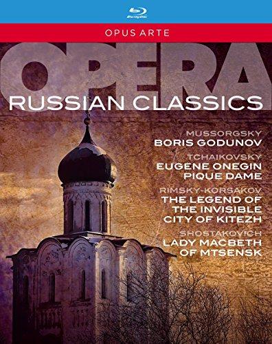 Russian Opera Classics (Boxed Set, 6PC)