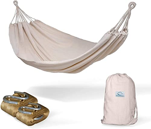 Hammock Sky Brazilian Double Hammock Natural