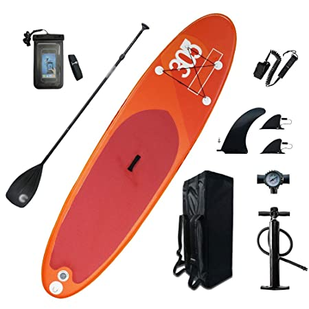 Inflables Stand Up Paddle Board Tablero de paleta hinchable y ...