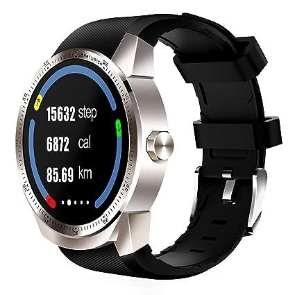 Reloj inteligente K98h 3G con espacio para tarjetas, GPS, función de alerta