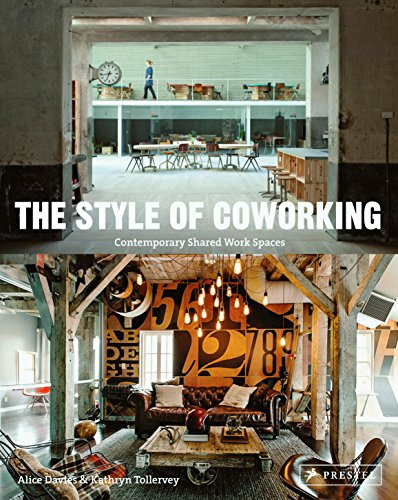 Cheap  The Style of Coworking: Contemporary Shared Workspaces